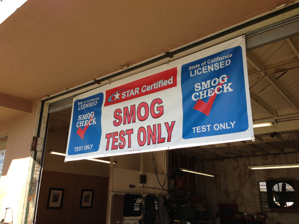 glendora smog star check test only 0001